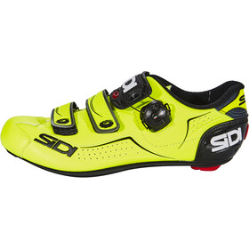 Sidi Alba Schuhe Herren yellow fluo/black